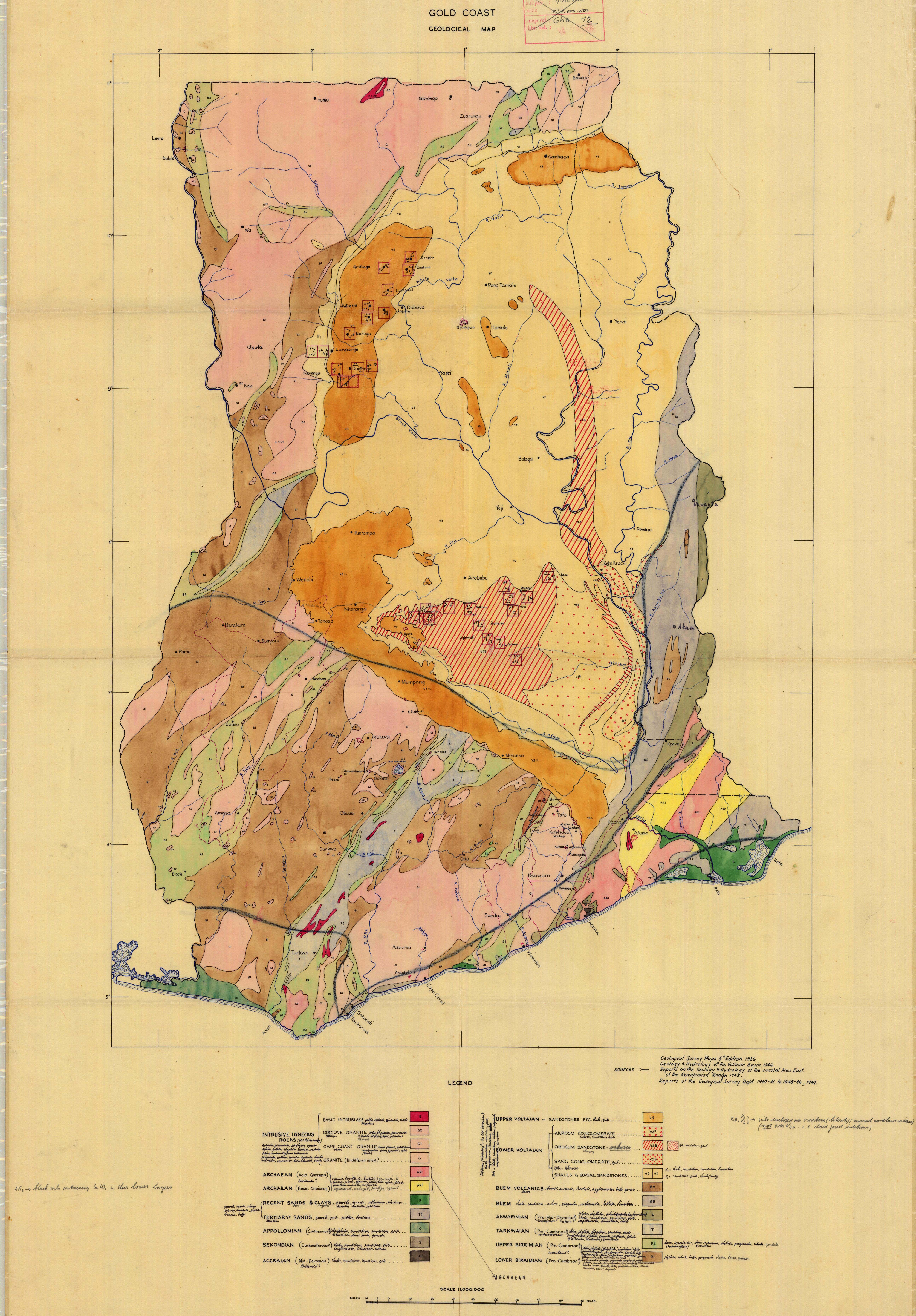 The soil maps of Africa - Display Maps Ghana Map Of Drainage on geological map of ghana, elevation map of ghana, vegetation map of ghana, relief map of ghana, topographic map of ghana, road map of ghana, tourist map of ghana,