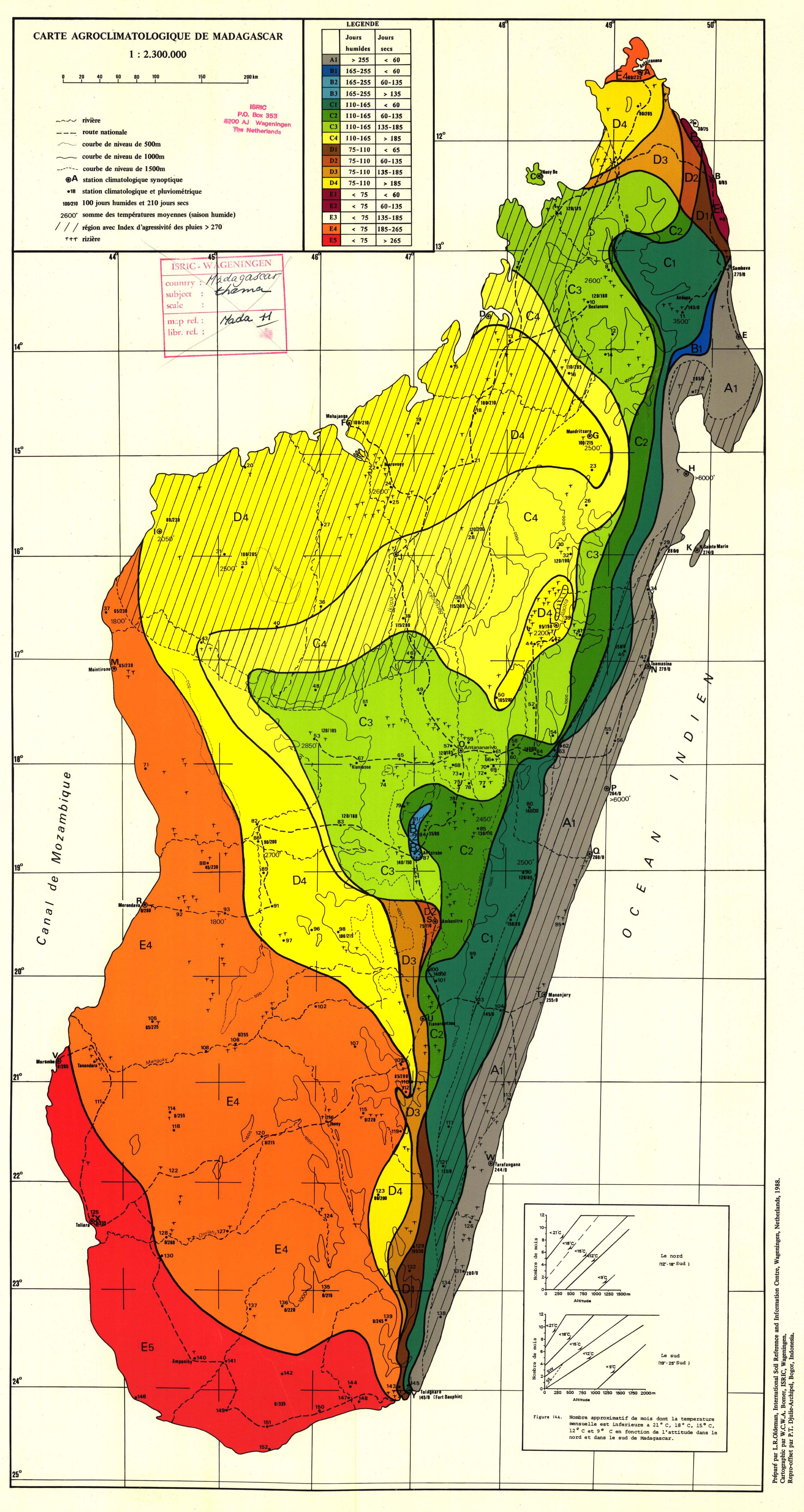 Carte Climat Madagascar.The Soil Maps Of Africa Display Maps