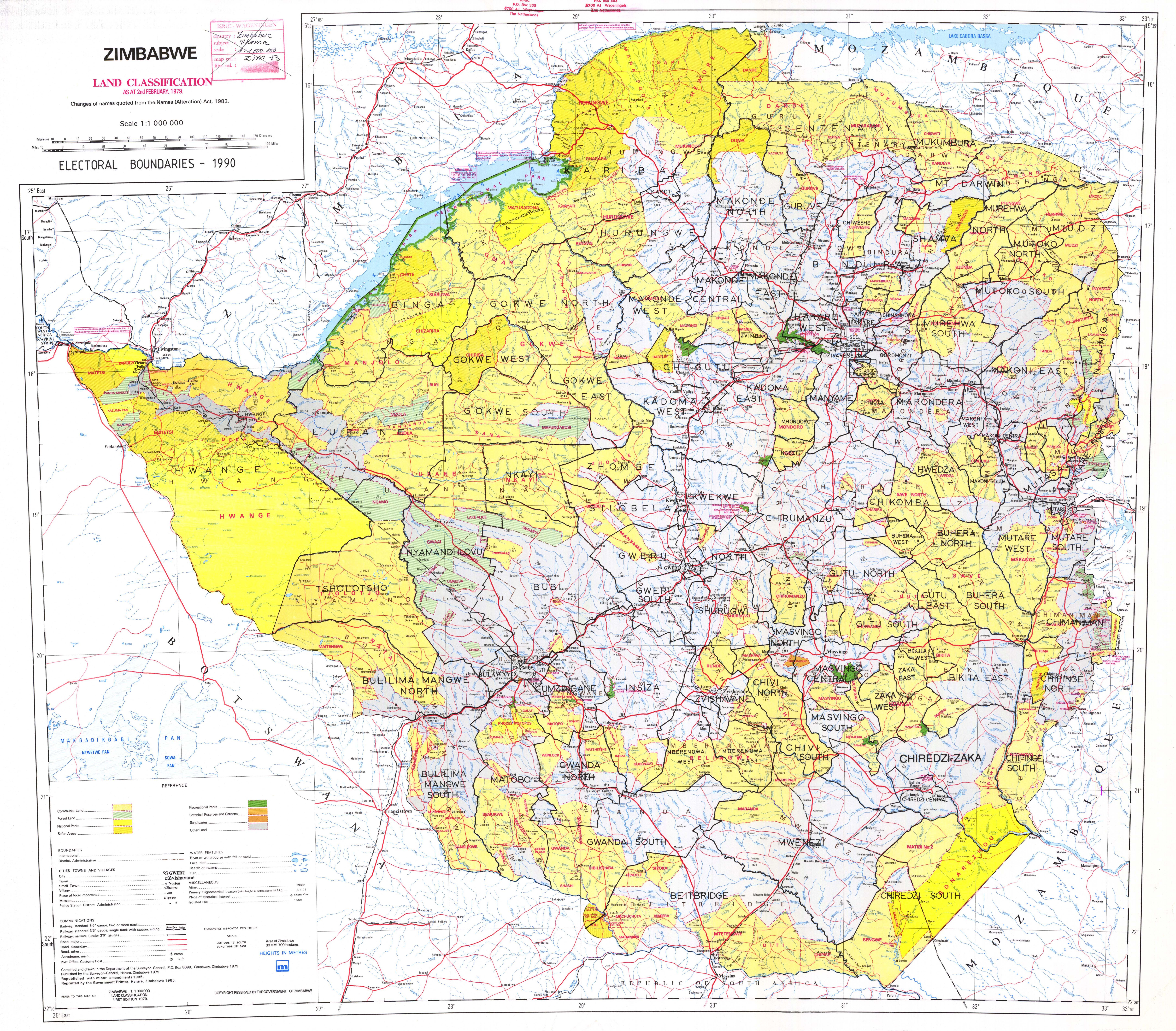 Topographic Map Zimbabwe.The Soil Maps Of Africa Display Maps