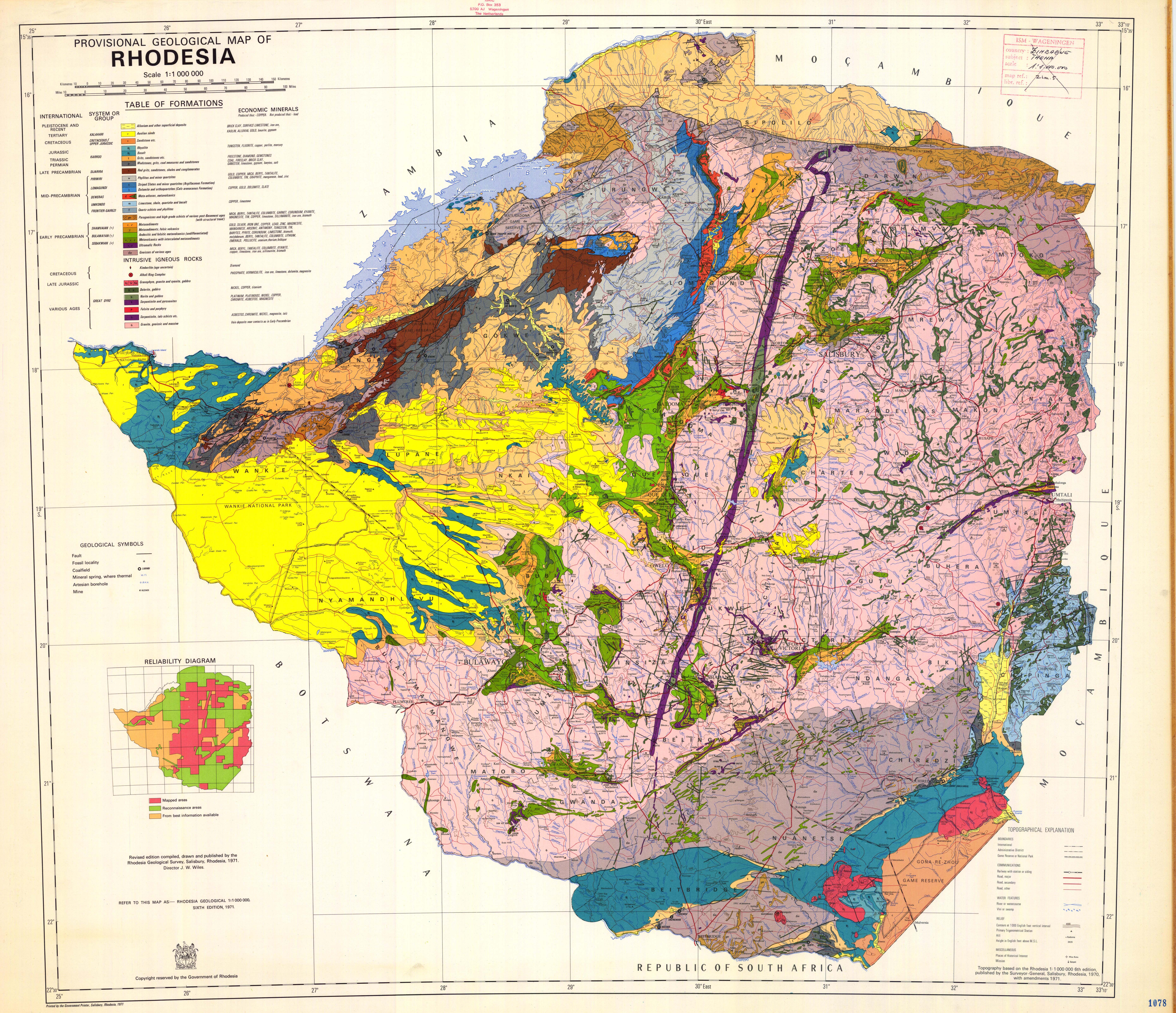 The soil maps of Africa - Display Maps