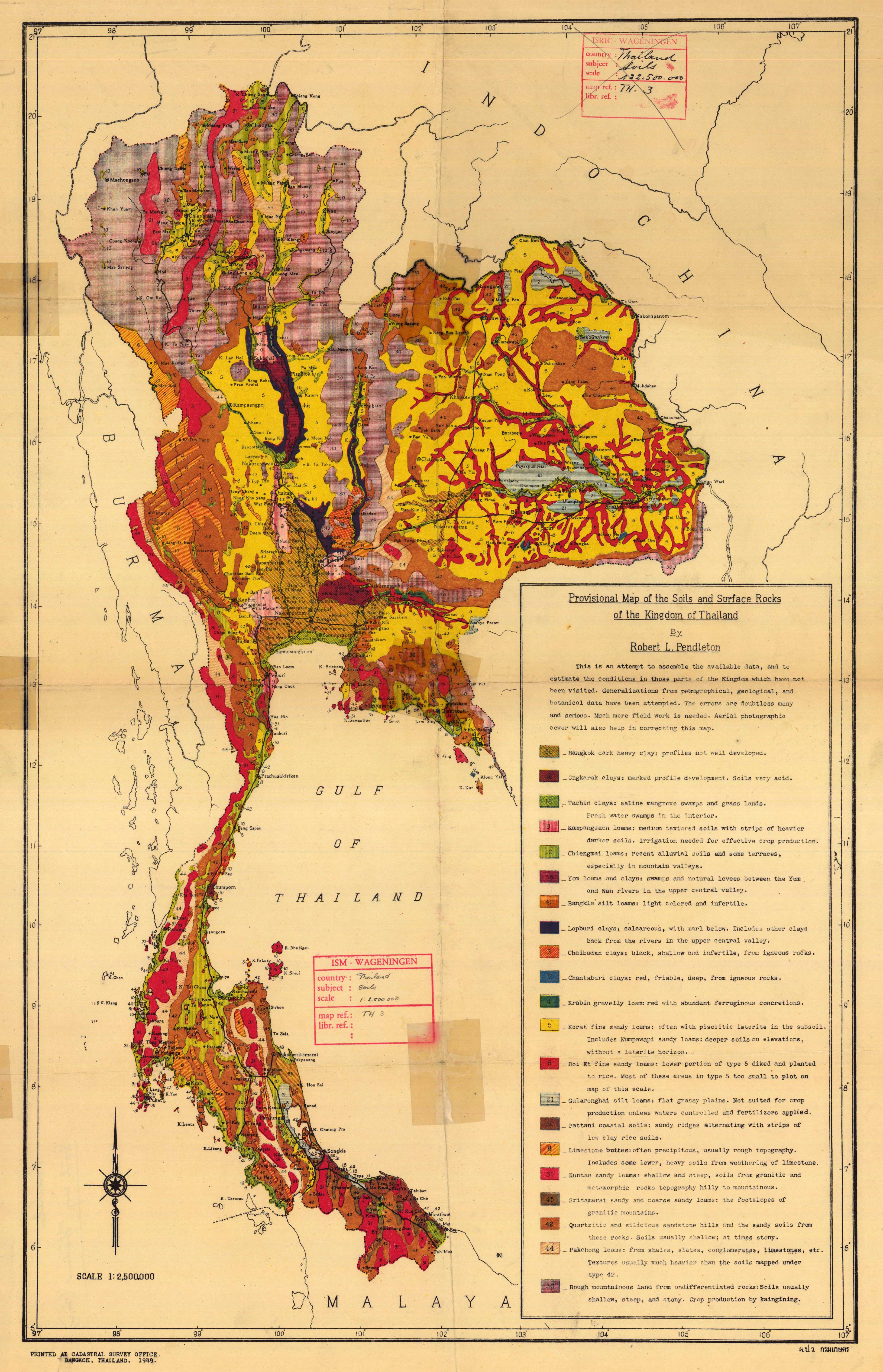 Map Of Upper Asia.The Soil Maps Of Asia Display Maps