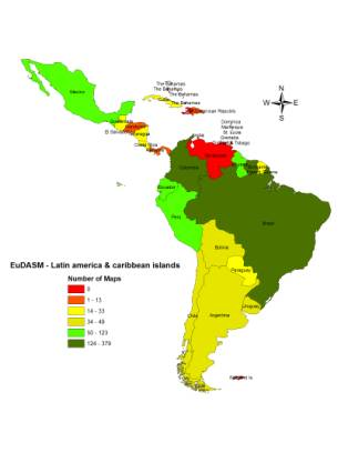 Map Of America And Caribbean.The Soil Maps Of Latin America Caribbean Islands Introduction To