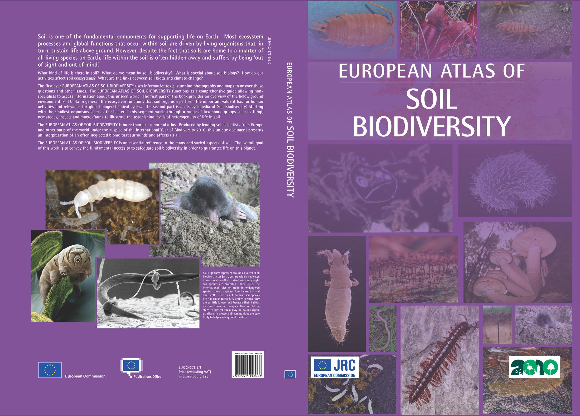 Atlas Of Soil Biodiversity