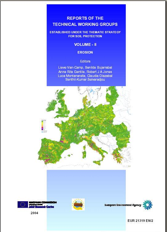 Soil thematic strategy esdac european commission for Soil as a resource introduction