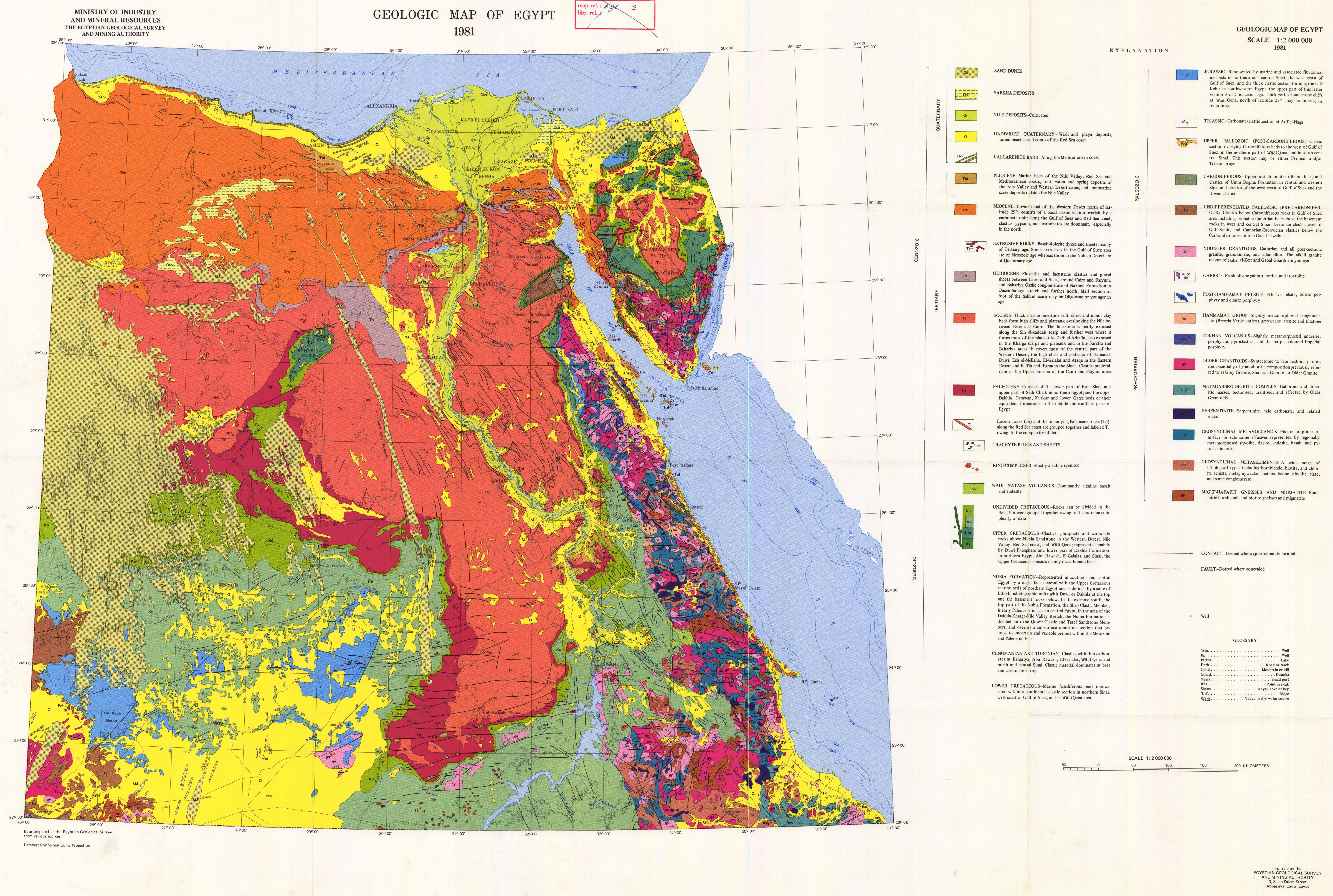Geologic Map of Egypt. - ESDAC - European Commission on raised-relief map, peru geology map, thematic map, uk great britain map, flow map, isopach map, strike and dip on map, alabama geological formation map, pictorial maps, william smith, relief map, treasure map, index map, topographic map, elevation map, russia geology map, elwha washington location on map, world map, contour map, aeronautical chart, choropleth map, conic projection map, geotechnical engineering, papua new guinea geological map, bathymetric map, rocks and minerals washington state map, geographic map, nautical chart, weather map,