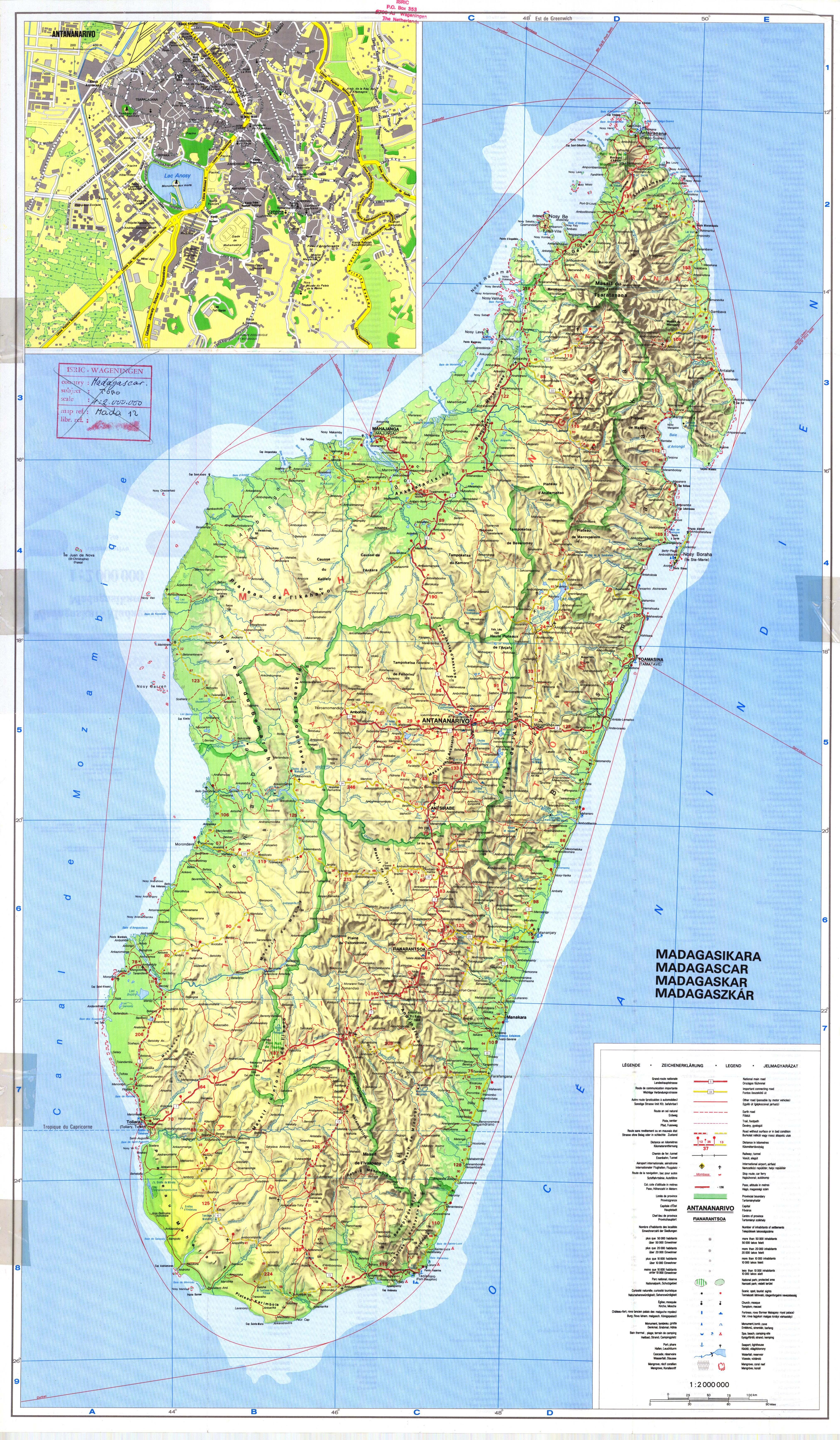 Madagascar : Histoire, Patrimoine, Cartes & Documents en ligne