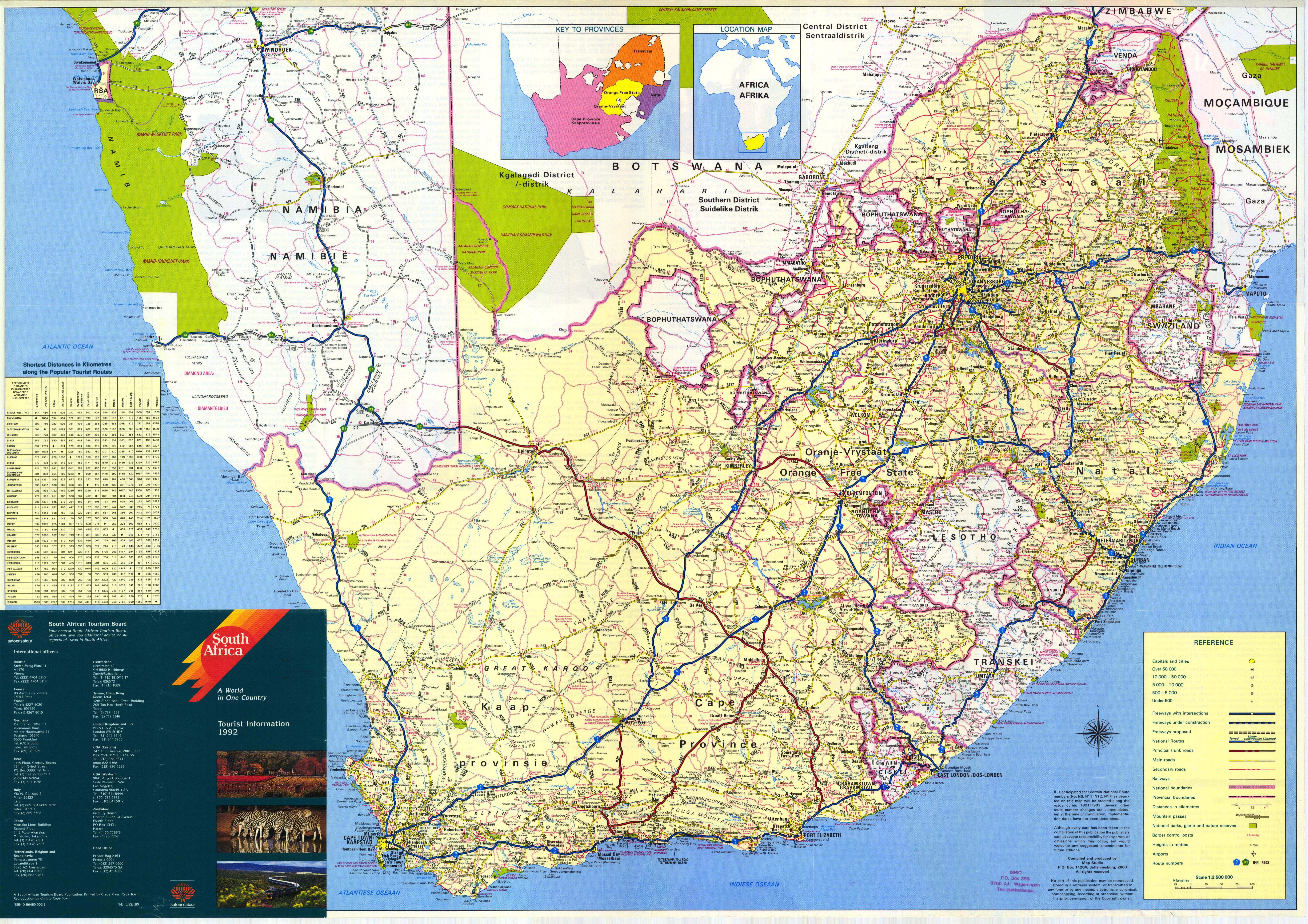 South africa a world in one country tourist information esdac download gumiabroncs Gallery