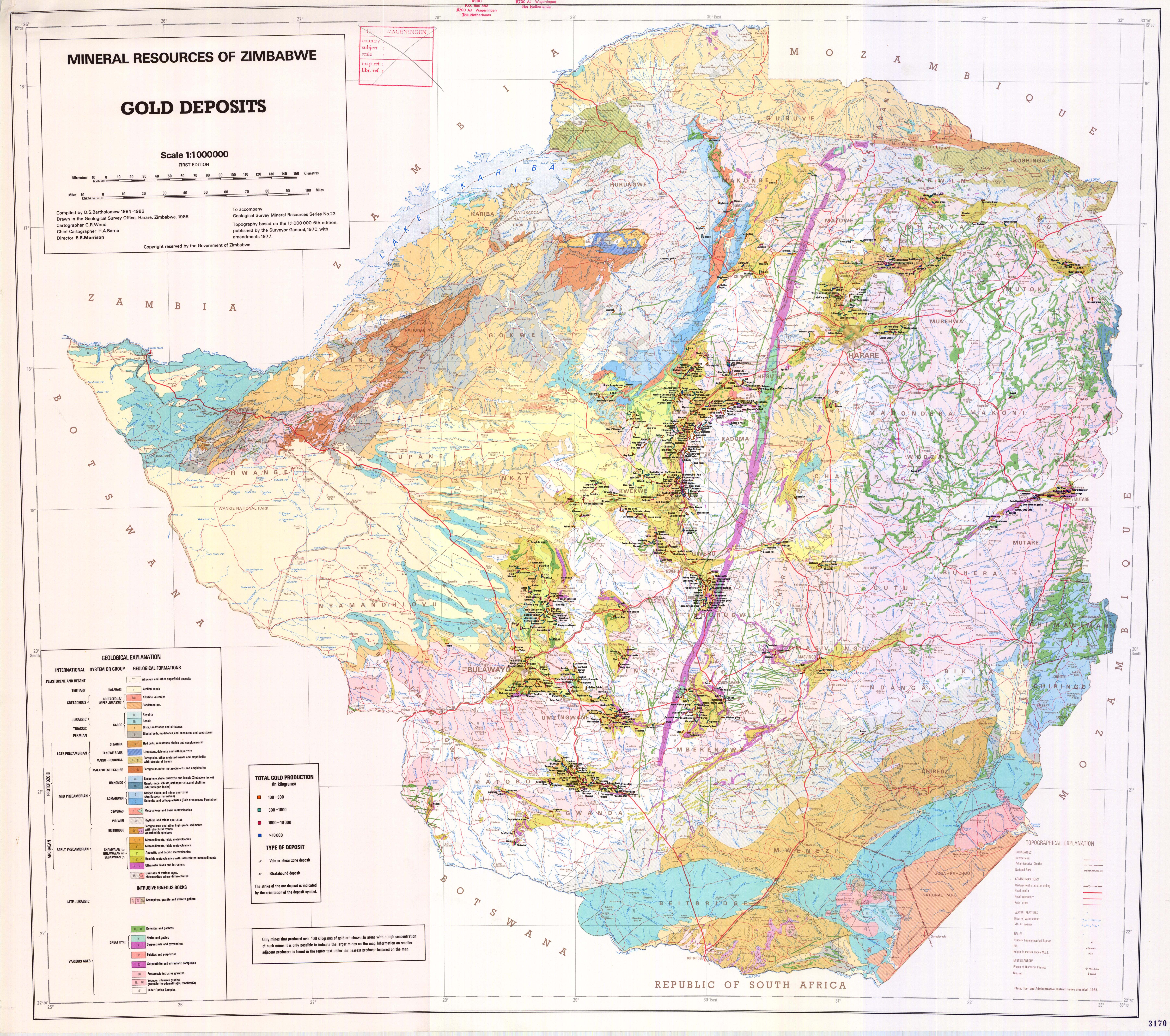 National soil maps eudasm esdac european commission mineral resources of zimbabwe gold deposits gumiabroncs Images
