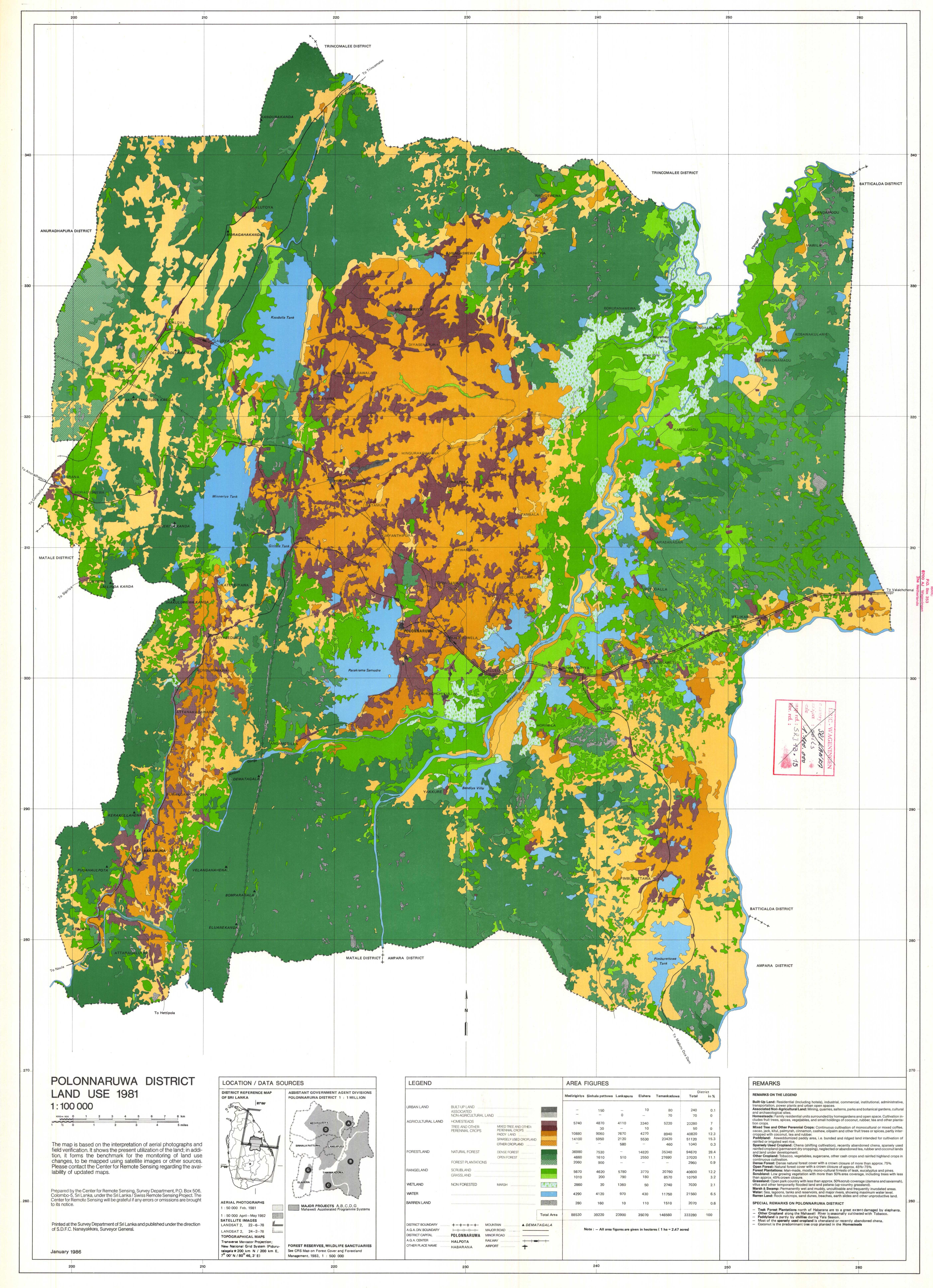 Land use - ESDAC - European Commission