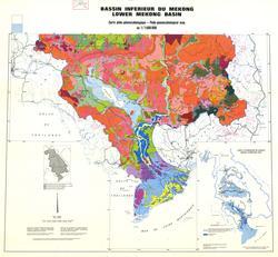 Rio Mekong Mapa Fisico.National Soil Maps Eudasm Esdac European Commission