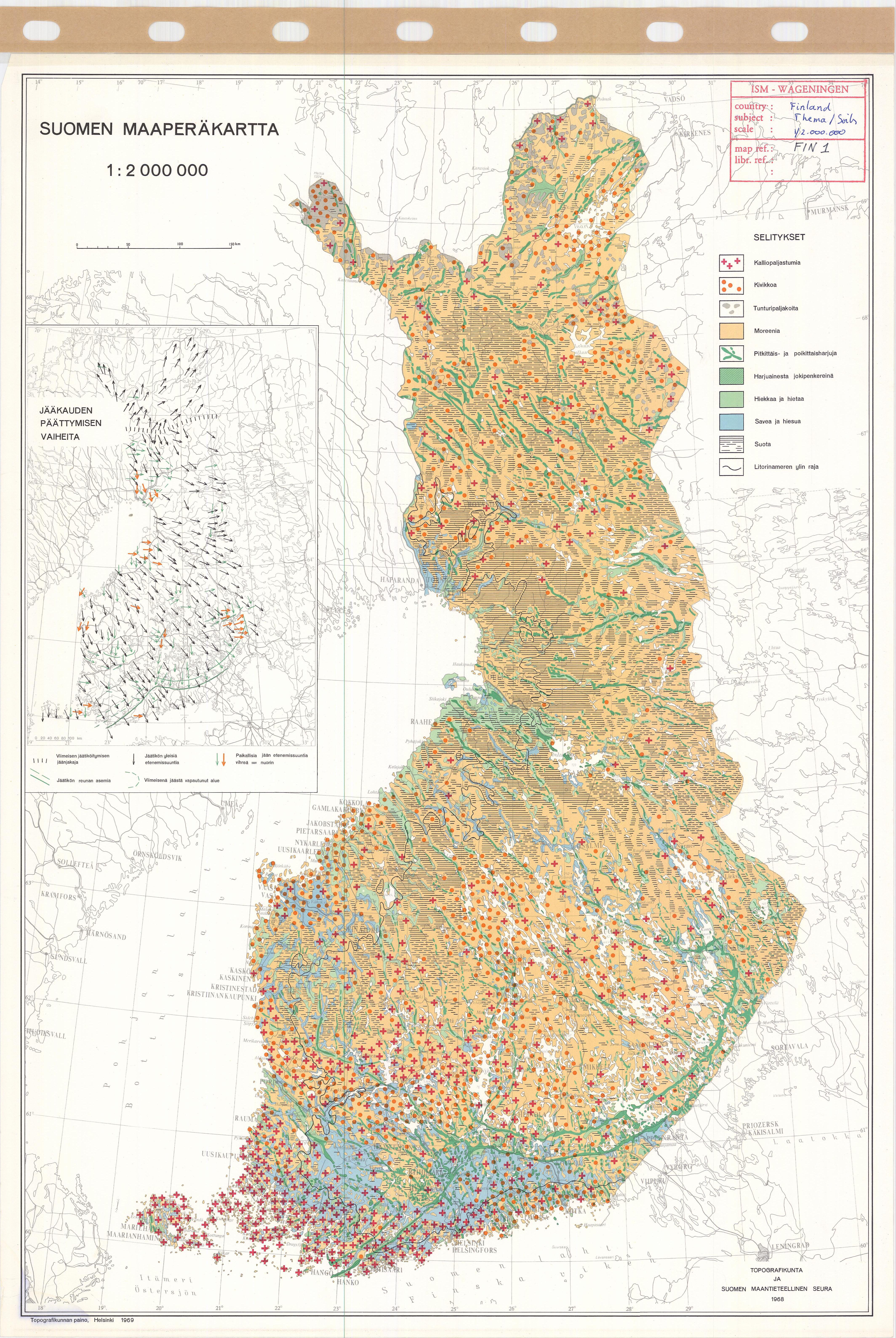 Maaperäkartta