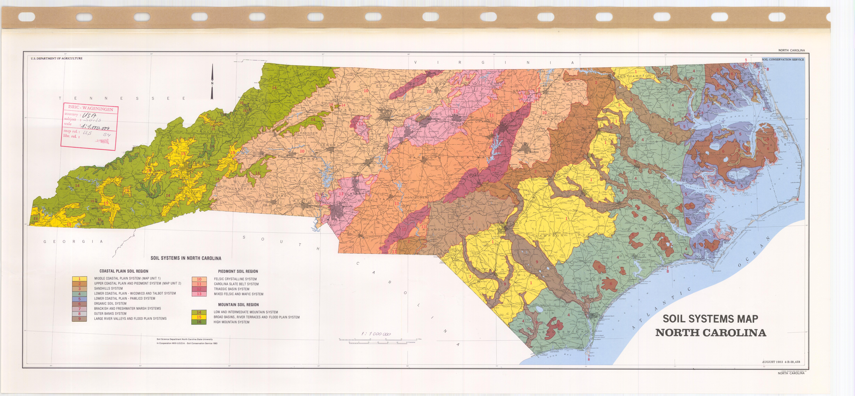 Soil systems map north carolina esdac european commission for South carolina soil